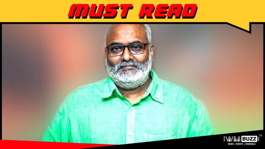 I Am Not Retiring: M M Keeravani