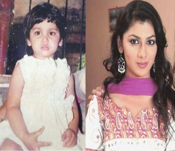 Jennifer Winget To Shivangi Joshi: Unseen Childhood Pictures Of TV Actresses 3