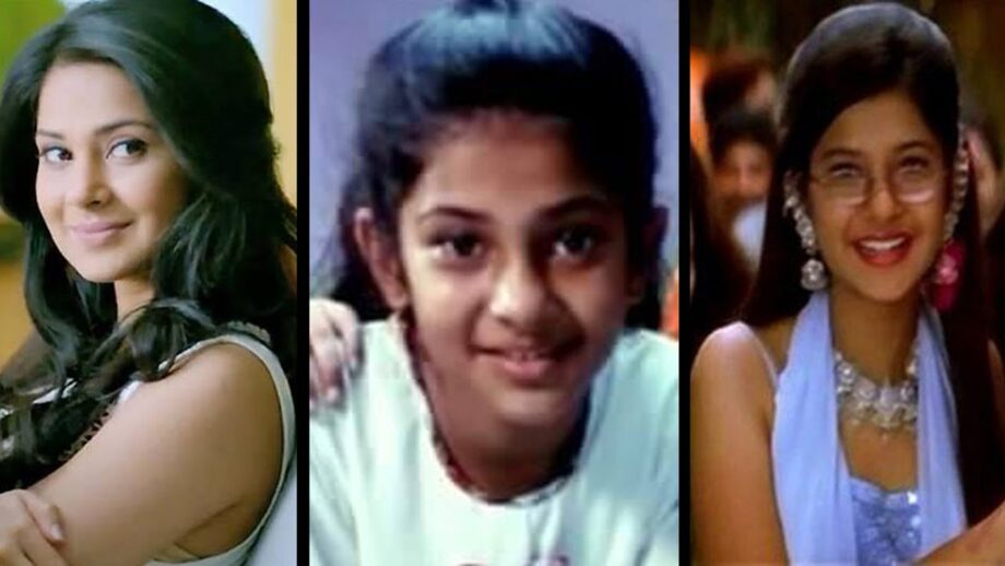 Jennifer Winget To Shivangi Joshi: Unseen Childhood Pictures Of TV Actresses