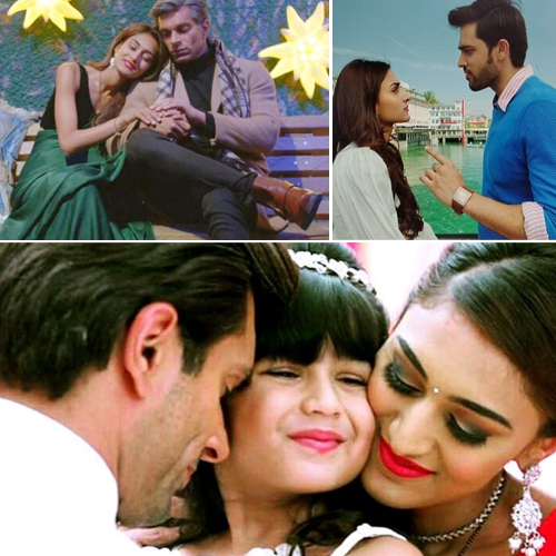 Kasautii Zindagii Kay's Anurag And Prerna's Love Story, In Pics 1