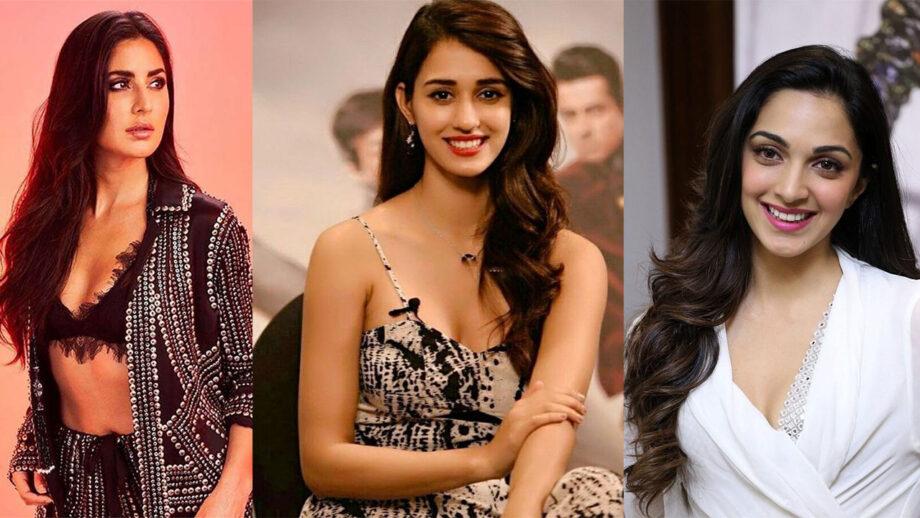 Katrina Kaif, Disha Patani, Kiara Advani: Who's Your Favorite Bollywood Crush?