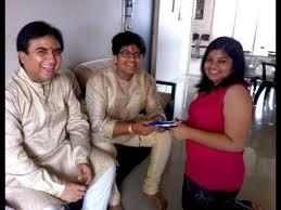 Meet Taarak Mehta Ka Ooltah Chashmah Fame Jethalal Aka Dilip Joshi's Real Family 4