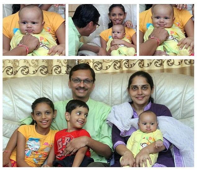 Meet Taarak Mehta Ka Ooltah Chashmah Fame Popatlal Aka Shyam Pathak's Real Family 1