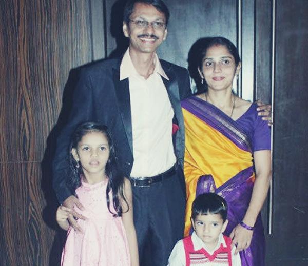 Meet Taarak Mehta Ka Ooltah Chashmah Fame Popatlal Aka Shyam Pathak's Real Family 2