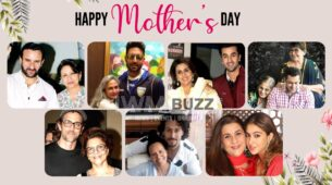 Mother's Day Special: Adorable Mom-Child moments of your favourite Bollywood stars