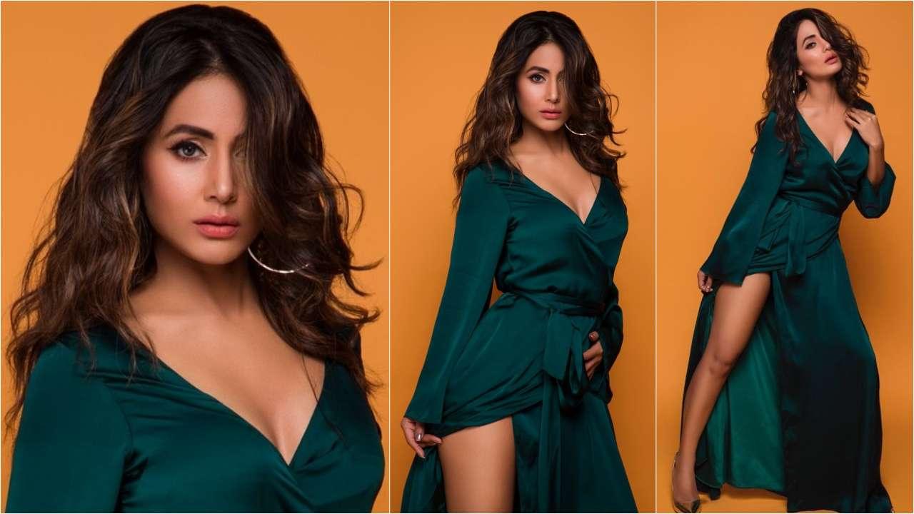Nia Sharma VS Hina Khan: Who Makes BOLD Fashion Statement?
