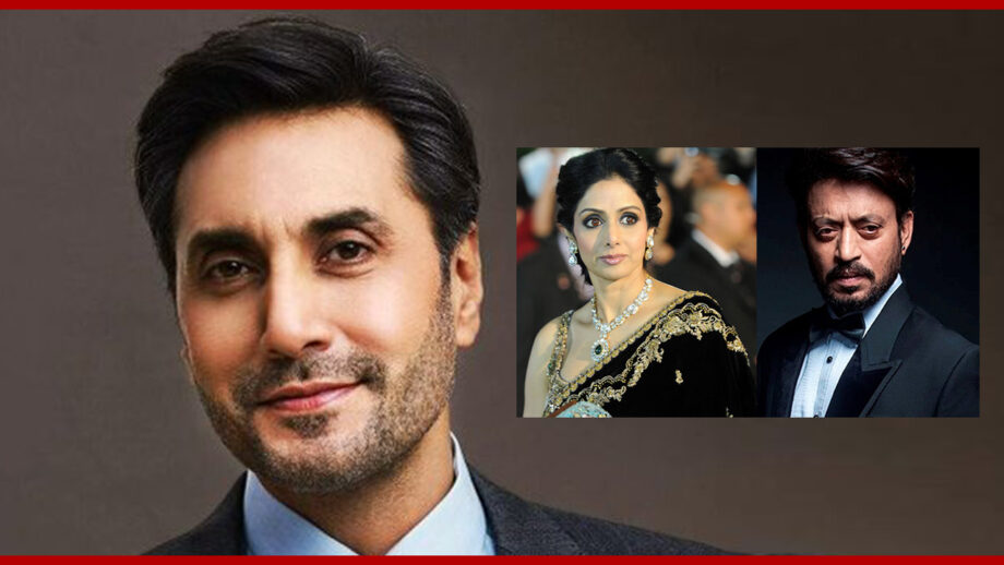 Pakistan's Adnan Siddiqui Snubs Rude Remark On Irrfan, Sridevi