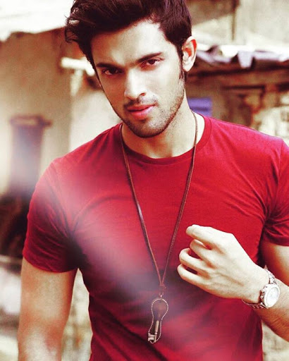 Parth Samthaan VS Shaheer Sheikh: Who Styled In Red Tee Best? 1
