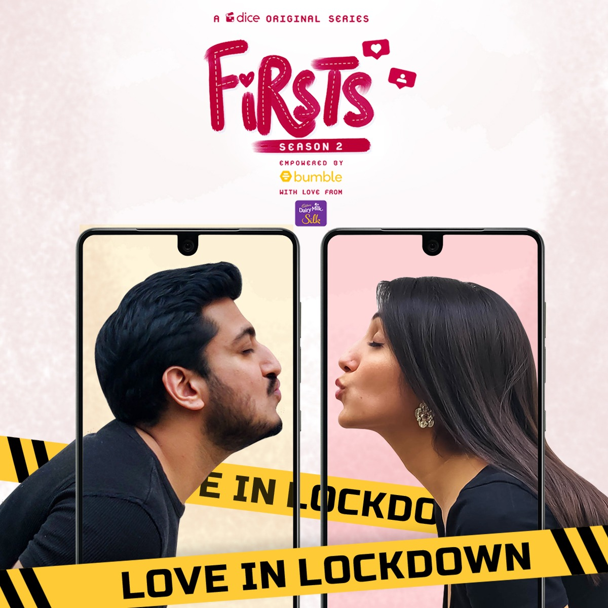 Shooting at home was challenging as well as a learning experience: Kriti Vij and Pranay Manchanda on Firsts season 2 3