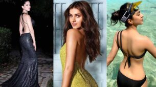 Sunny Leone, Tara Sutaria And Kiara Advani Knows HOT and SEXY Back Pose to Look Better in Instagram Photos