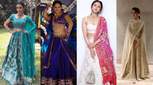 Take Bridal Lehenga Inspiration From Trisha Krishnan, Anushka Shetty, Rakul Preet Singh And Samantha Akkineni To Spice Up Shaadi Season
