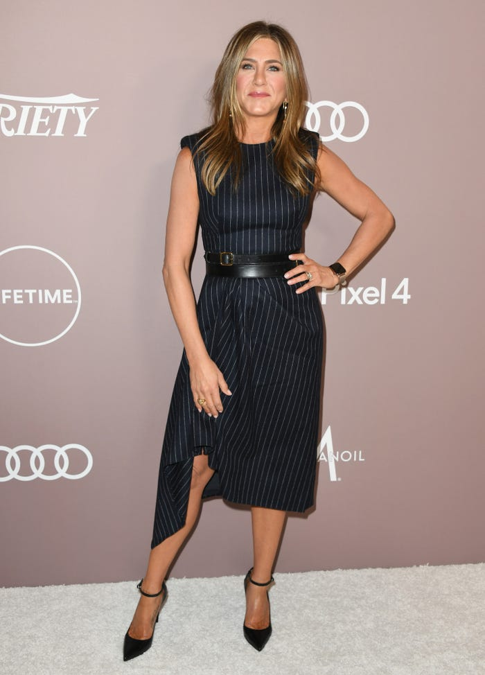 Then and Now: Jennifer Aniston Style Transformation 1