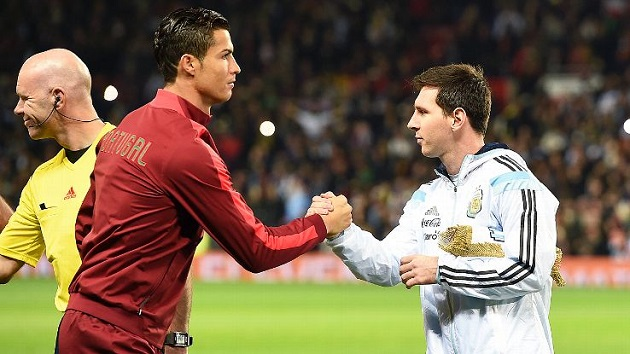 Top 5 Common Things Between Cristiano Ronaldo And Lionel Messi 2