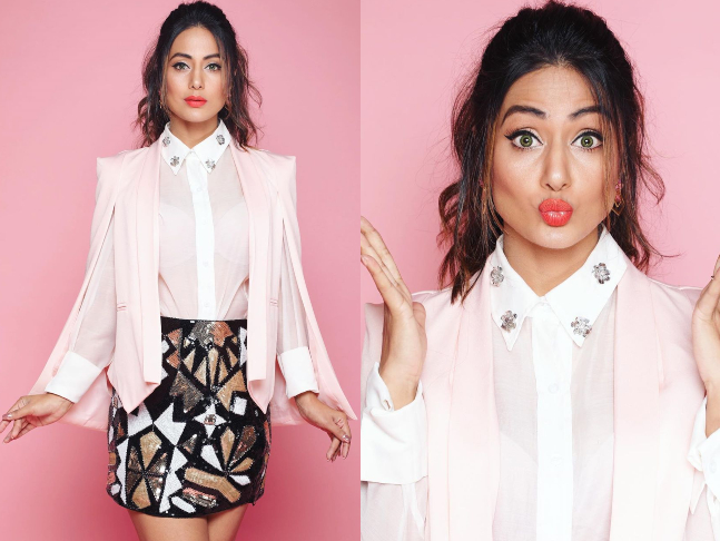 Top 5 Looks Of Hina Khan That You Can Carry 3