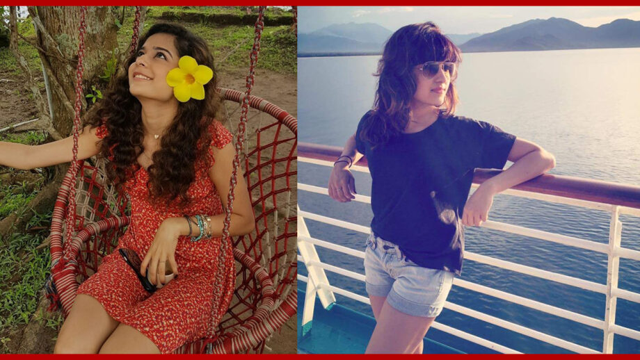 Unseen Pics of Mithila Palkar And Shirley Setia Will Make Your Day!
