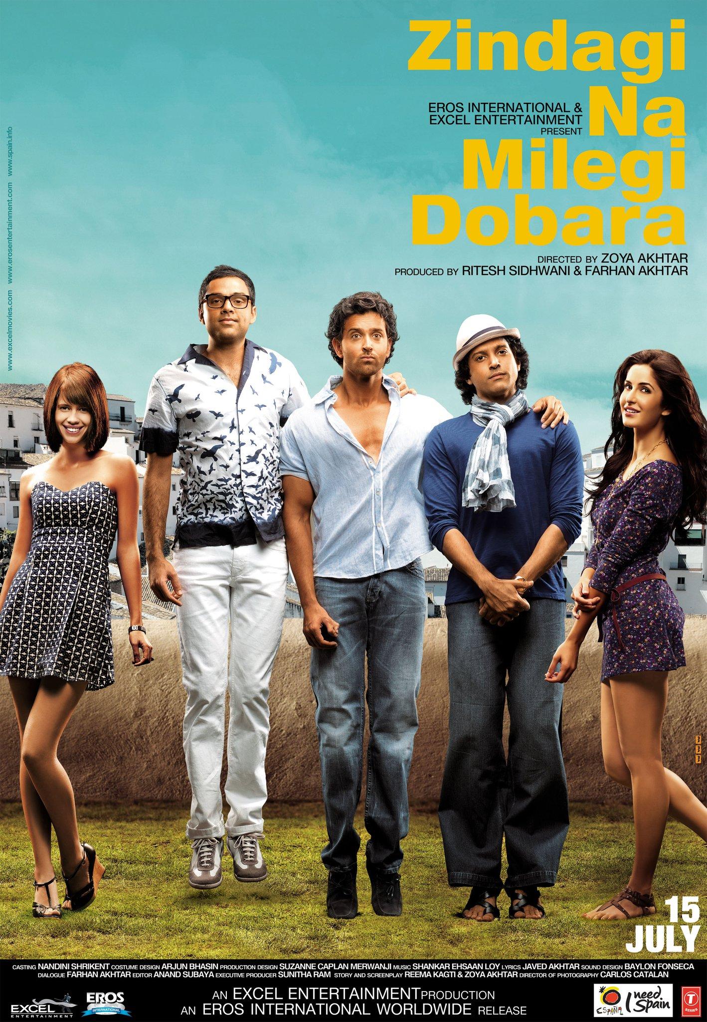 Watch Hrithik Roshan's Greatest Movies During Lockdown! 10