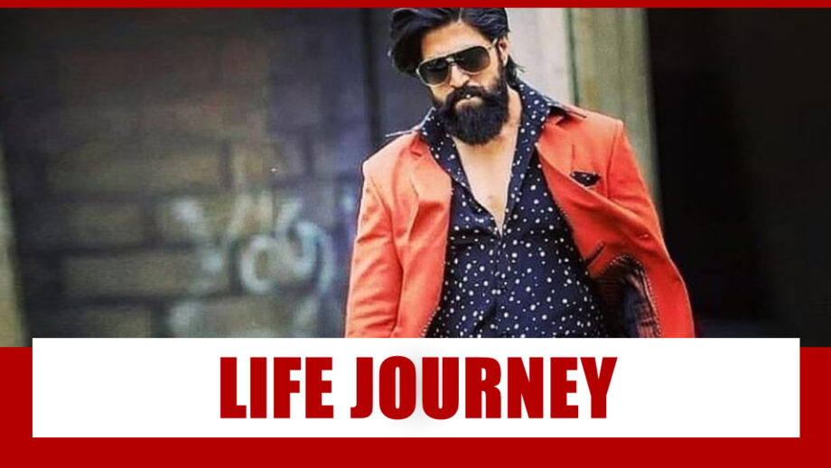 Yash and His Real Life Story REVEALED
