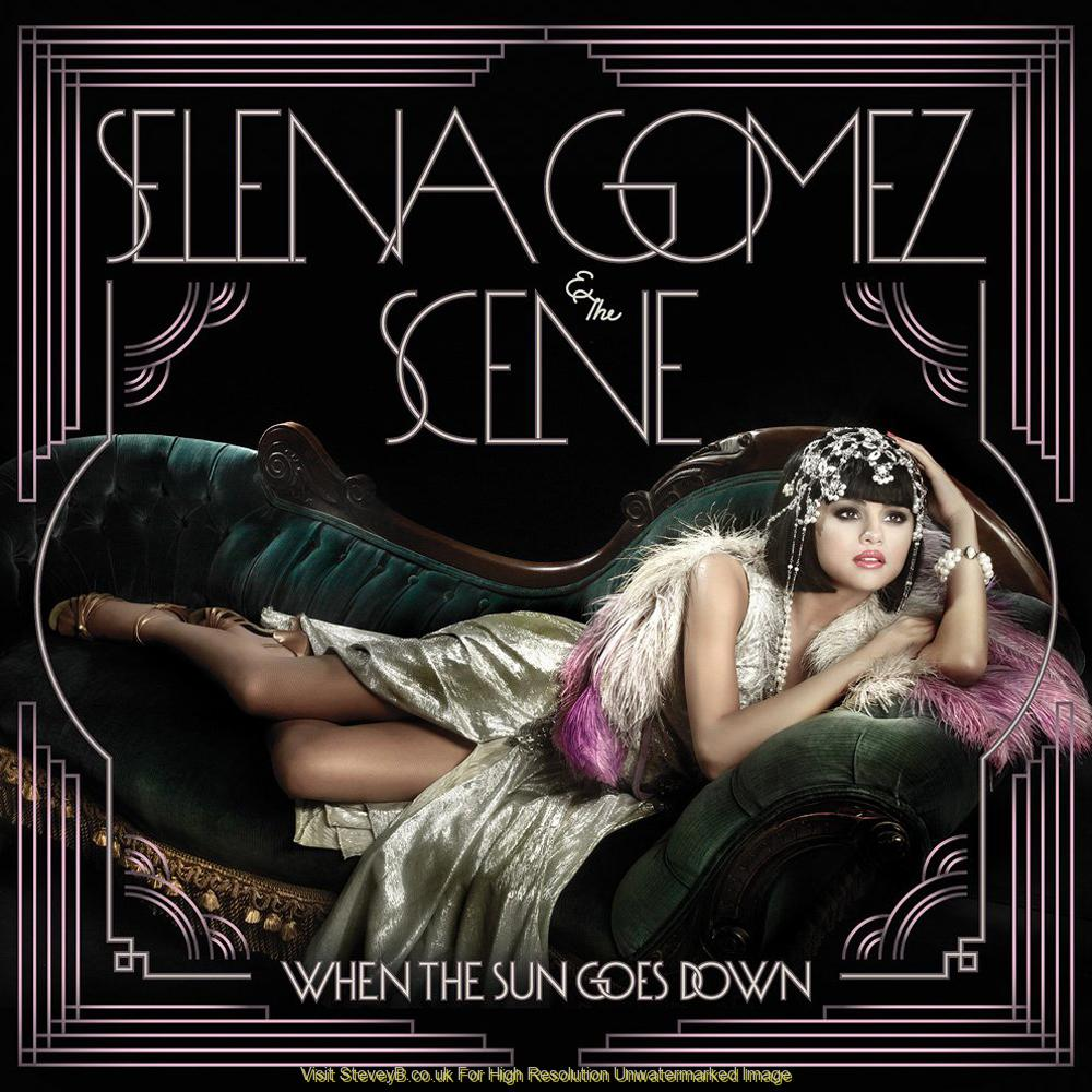 10 Awesome Selena Gomez's Album Covers 3