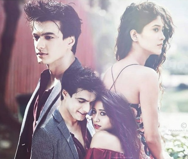 Adorable Fan-Made Pictures Of Yeh Rishta Kya Kehlata Hai's Shivangi Joshi and Mohsin Khan! 10