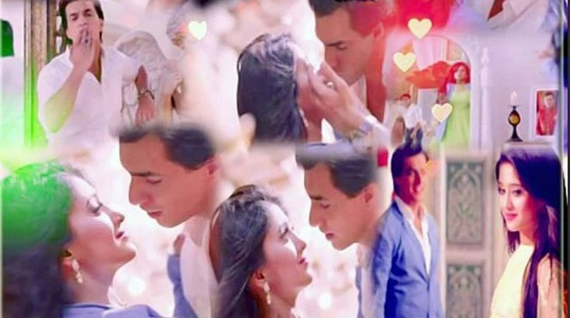 Adorable Fan-Made Pictures Of Yeh Rishta Kya Kehlata Hai's Shivangi Joshi and Mohsin Khan! 2