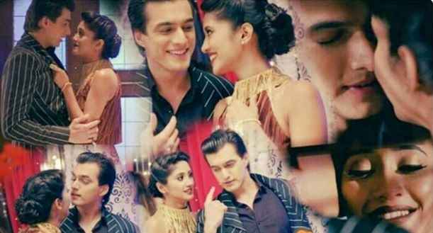 Adorable Fan-Made Pictures Of Yeh Rishta Kya Kehlata Hai's Shivangi Joshi and Mohsin Khan! 3