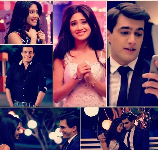Adorable Fan-Made Pictures Of Yeh Rishta Kya Kehlata Hai's Shivangi Joshi and Mohsin Khan! 4