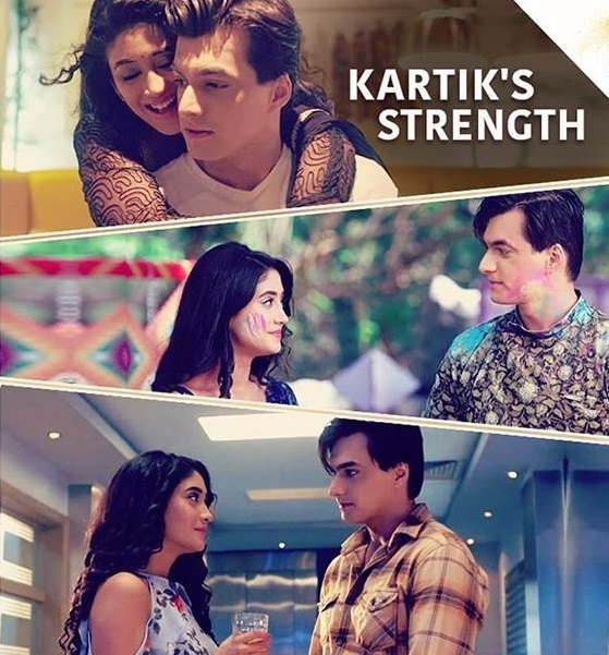 Adorable Fan-Made Pictures Of Yeh Rishta Kya Kehlata Hai's Shivangi Joshi and Mohsin Khan! 8