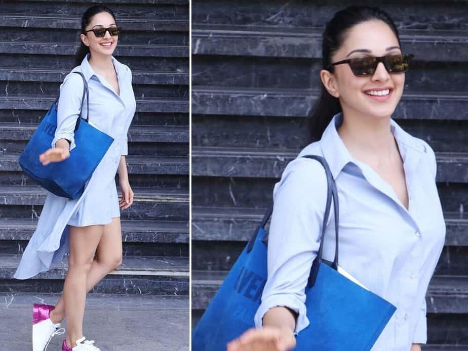 Alia Bhatt, Kiara Advani and Deepika Padukone's Blue Dress Is The Ideal Monsoon Outfit 2