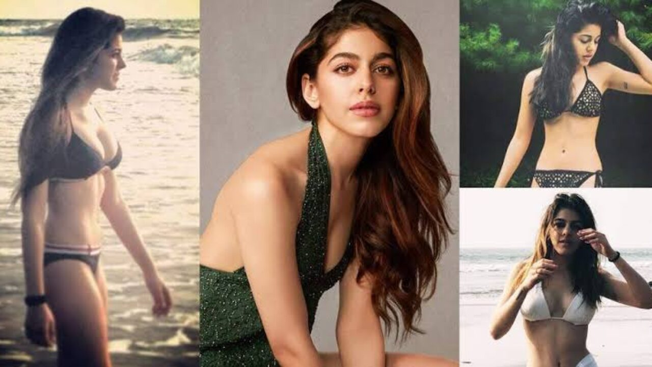 All the times when Alaya F raised the hotness quotient in a sexy bikini | IWMBuzz