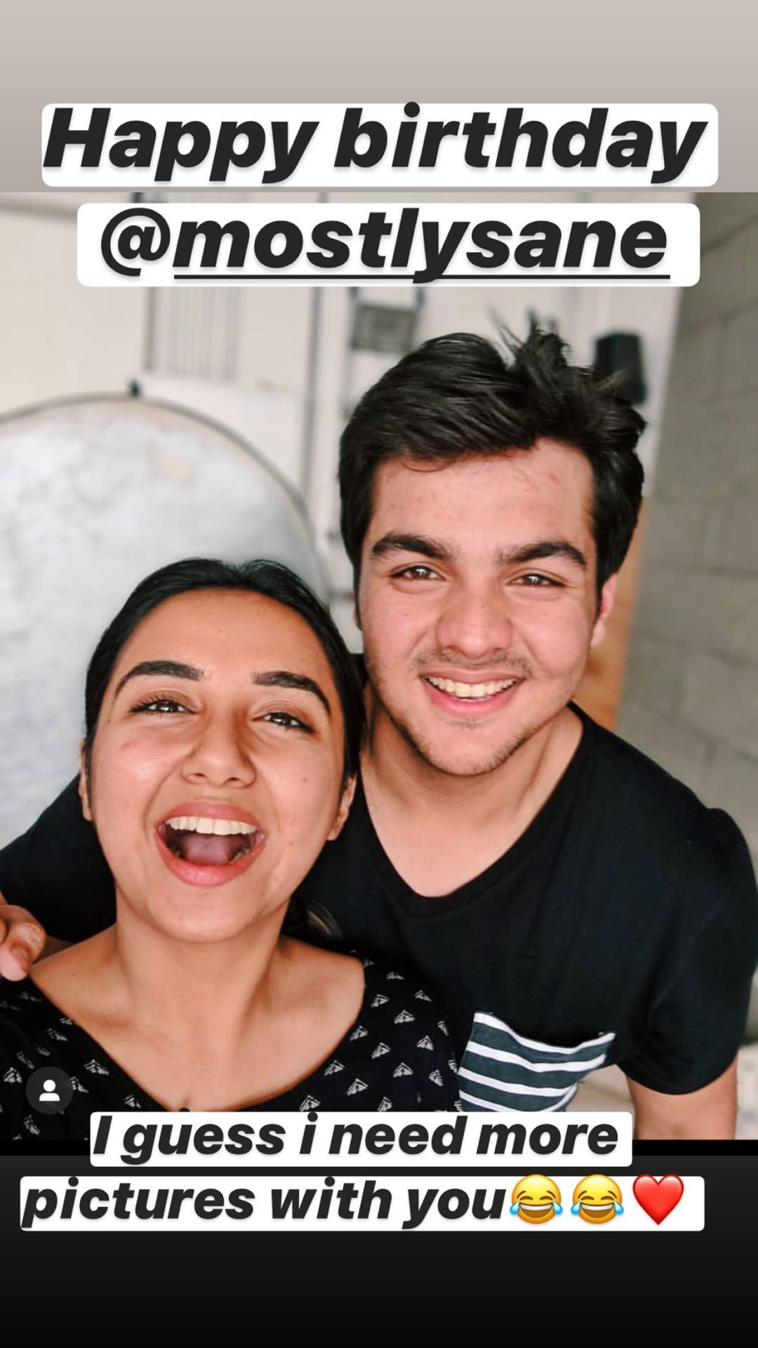 Ashish Chanchlani posts cute birthday wish for Prajakta Koli, check here