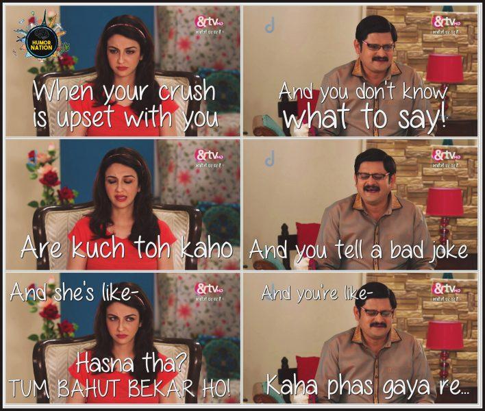 Best Memes On Bhabhiji Ghar Par Hain 2