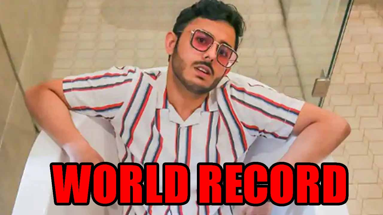 CarryMinati makes India proud