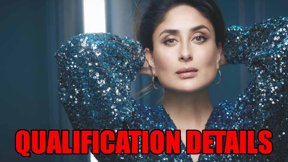Kareena Kapoor Khan S Education And Qualification Details Revealed Iwmbuzz