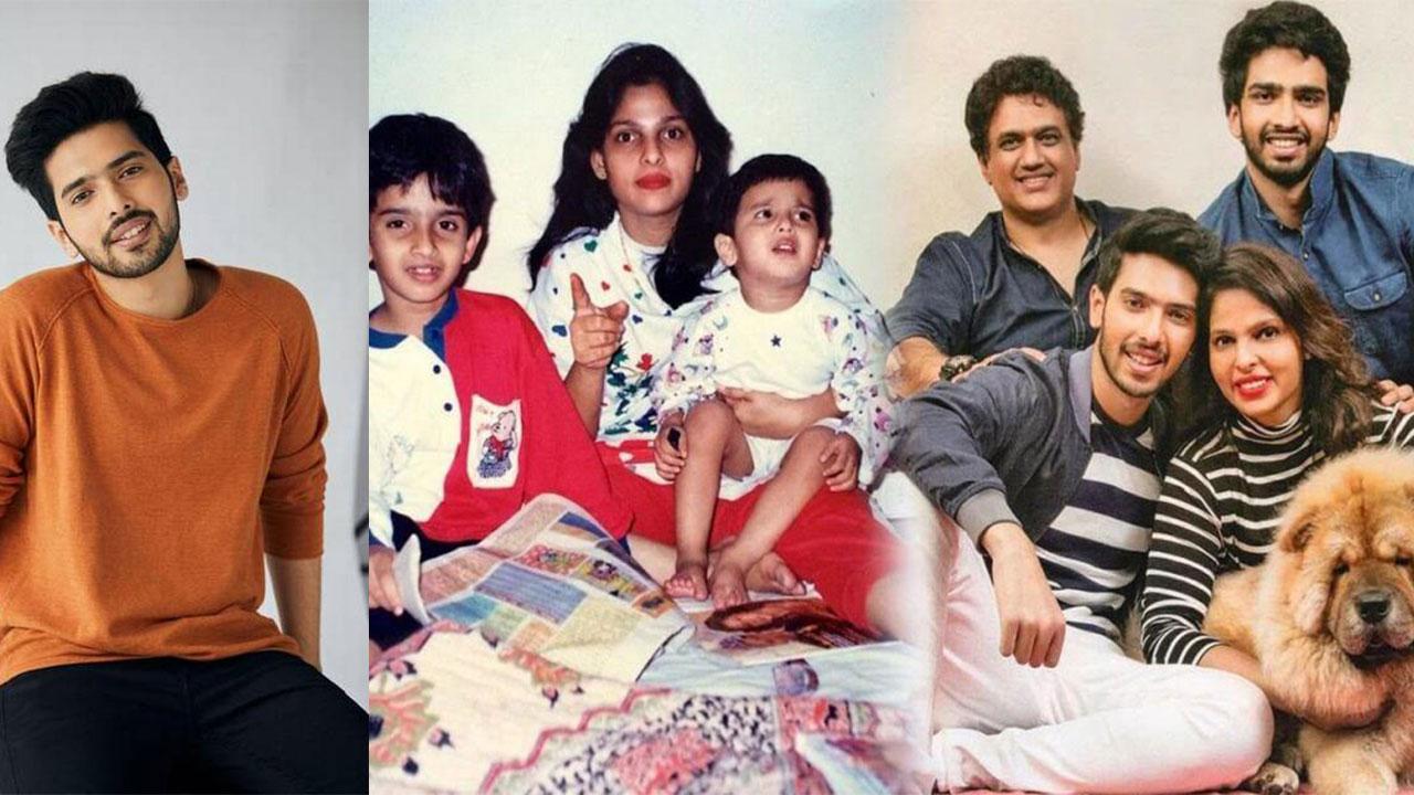 Meet The Real Family Of Armaan Malik! | IWMBuzz