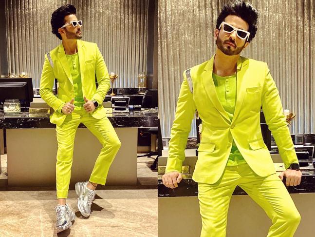 Mohsin Khan VS Randeep Rai VS Dheeraj Dhoopar: Who Pulled Off Vibrant Colored Outfits Better? 2