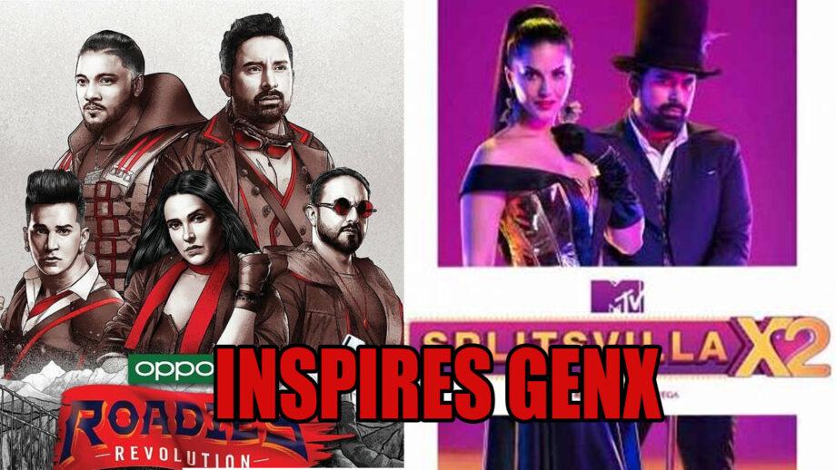 Roadies Vs Splitsvilla: The Show That Inspires GenX?