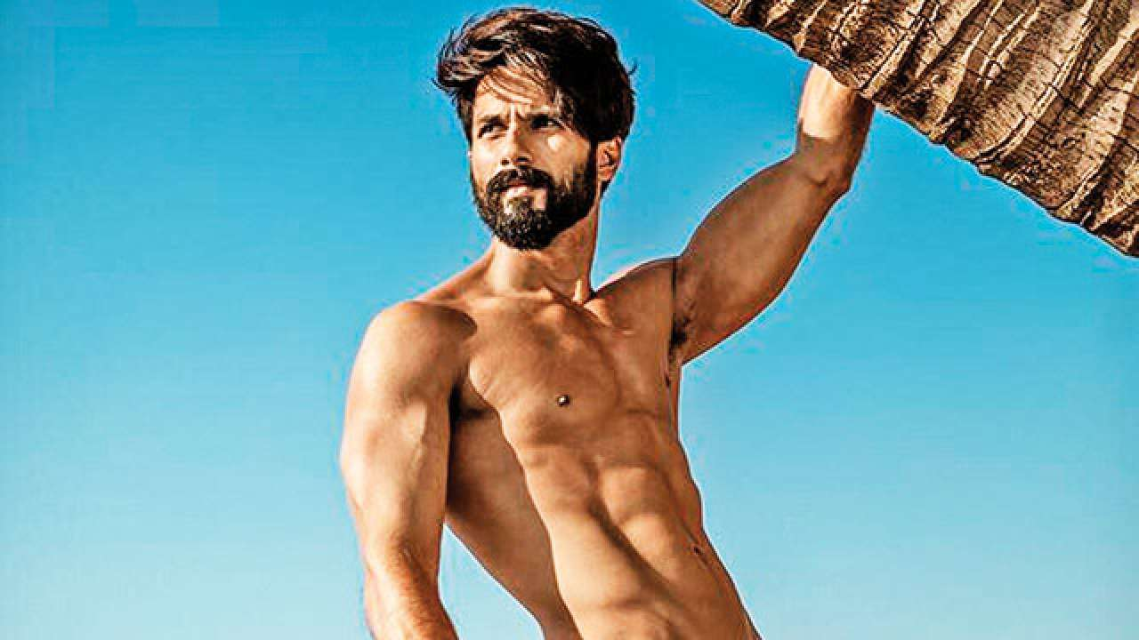 These Shirtless Photos Of Shahid Kapoor Will Make Your Heart Skip A Beat