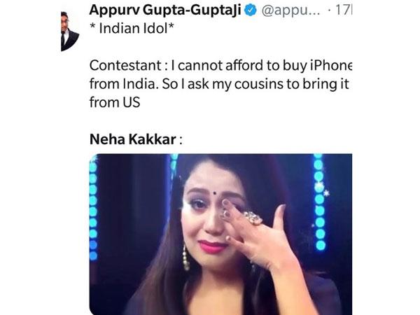 Top 10 Memes On Neha Kakkar 2