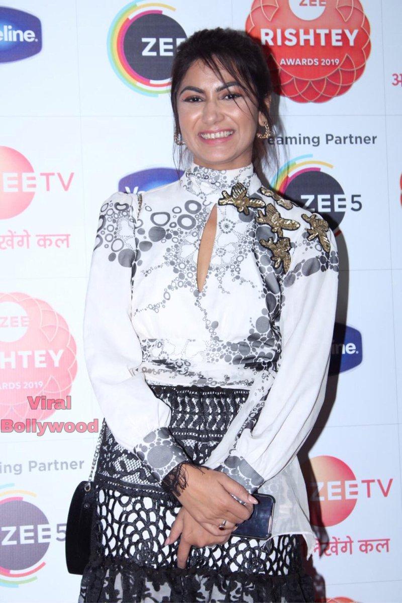 Top 5 Award-Winning Moments Of Kumkum Bhagya Actress Sriti Jha