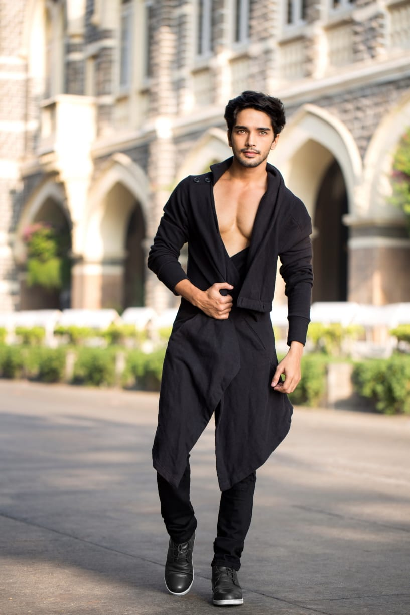Work it out on a daily basis for perfect health: Harsh Rajput of Nazar fame 1