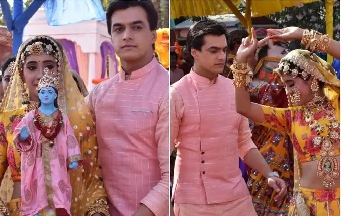 Yeh Rishta Kya Kehlata Hai's Gangaur Festival Celebration Moments 5