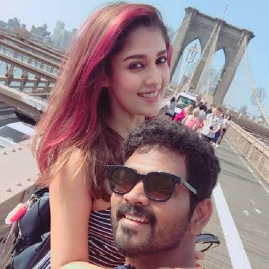4 Times Nayanthara & Vignesh Shivan Looked Hot In Selfie 2