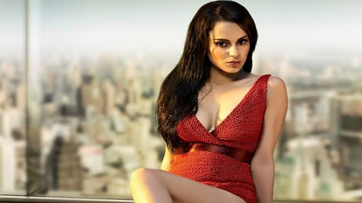 5 Sexy Pictures Of Kangana Ranaut Will Make You Fall Head Over Heels 2