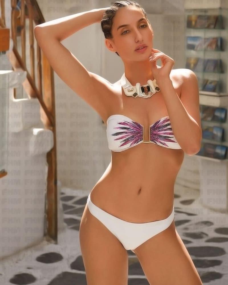 Be Bold, Be Stylish With These Bikini Looks From Nora Fatehi, Sunny Leone and Urvashi Rautela