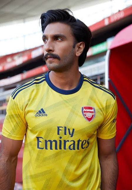 Every Time Ranveer Singh and Vijay Deverakonda Make Perfect Style Statement In Jersey 3