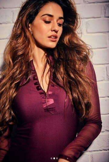 Fall In Love With PURPLE: Nora Fatehi, Tara Sutaria And Disha Patani's Purple Outfits That Will Inspire You 1