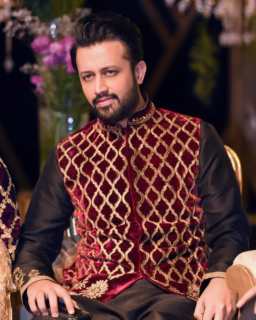Five looks from Atif Aslam's style file 4