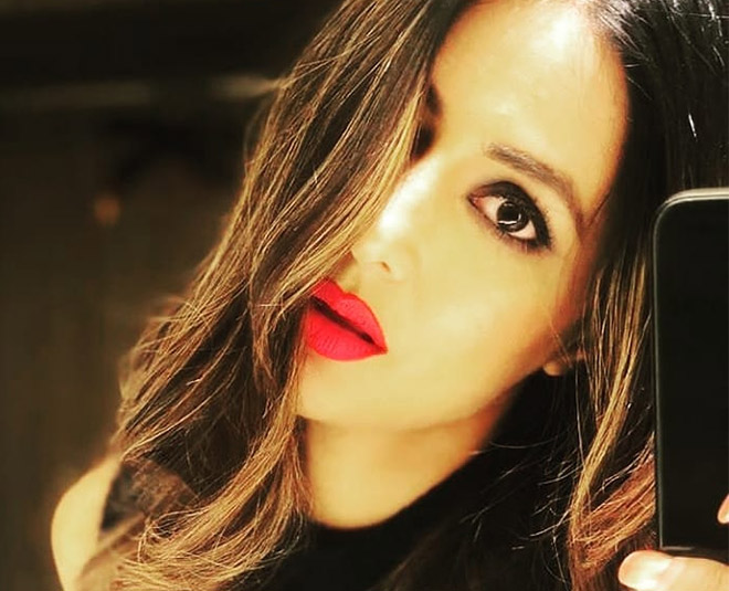 If You're a Die-Hard Lipstick Fan? Check Out Hina Khan, Erica Fernandes, Shrenu Parikh's Different Shades 4