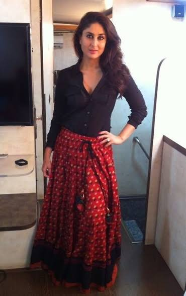 Kareena Kapoor, Anushka Sharma, Priyanka Chopra: 5 looks to take fashion inspiration from Ritu Kumar Collection 3