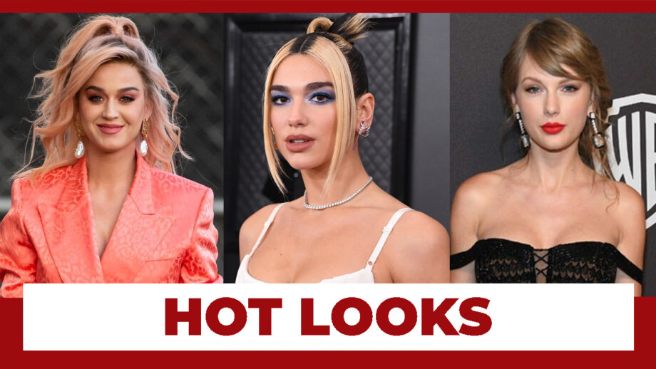 Katy Perry Dua Lipa Taylor Swift Hot Looks Of Hollywood Singers You Need To See Iwmbuzz
